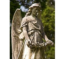 Mary Annie's Angel Photographic Print
