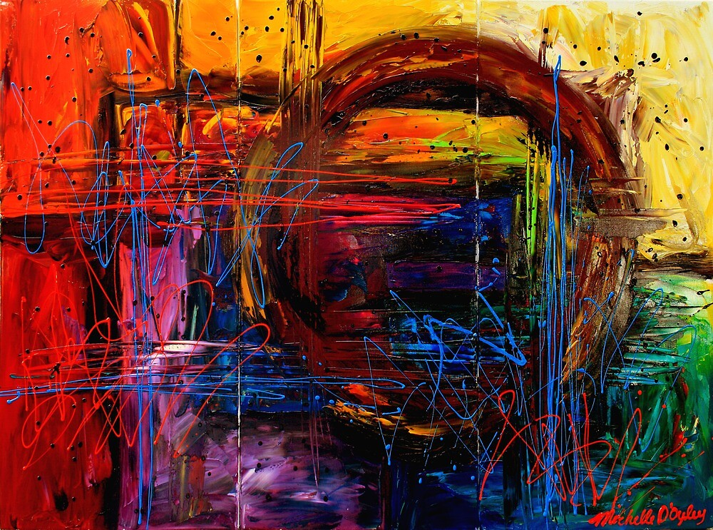 The Ring by Abstract D'Oyley