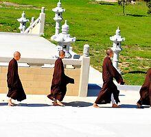 Hot Monk March by Bas Van Uyen