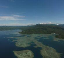 an inspiring Micronesia landscape by beautifulscenes