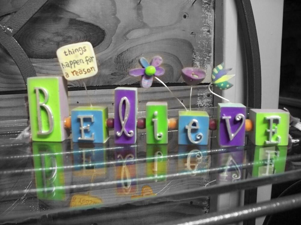 Believe by teresam