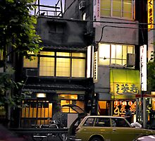 Tokyo Nights by Ellen Cotton