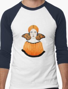Anais Men's Baseball ¾ T-Shirt