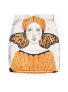 Anais Mini Skirt