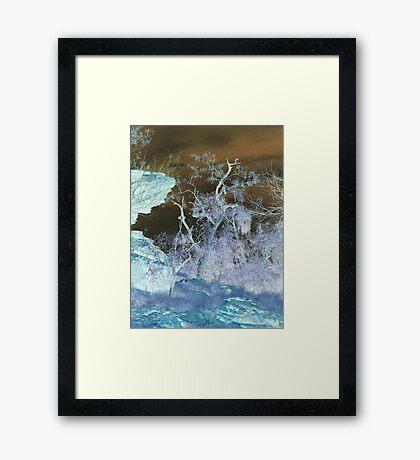 Kings Canyon Framed Print