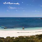 Rottnest panorama by Richard Majlinder