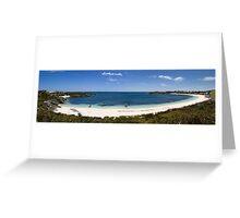 Rottnest panorama Greeting Card