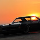 Riviera Visual - Coupe Summer Silhouette by RIVIERAVISUAL