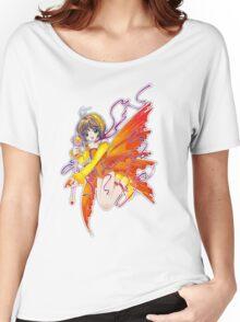Sakura Kinomoto (Fish Dress) Women's Relaxed Fit T-Shirt