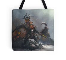 Blood knight Tote Bag