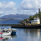 Kyleakin, Isle of Skye, Scotland by BronReid