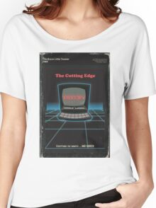 The Cutting Edge Women's Relaxed Fit T-Shirt