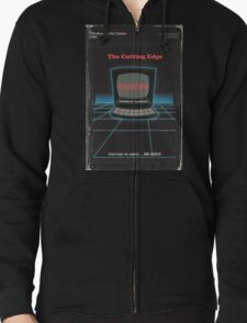 The Cutting Edge Zipped Hoodie