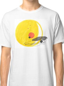 The Sun, Stars, Moon and Skull Classic T-Shirt