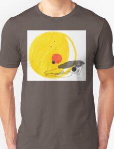 The Sun, Stars, Moon and Skull T-Shirt