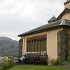 John Ruskin's house on Coniston Water, Cumbria UK by BronReid