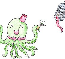 octopus doctor who by crowcreative