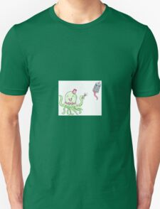 octopus doctor who T-Shirt