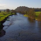 From the Tywi Bridge at Llandeilo by John Williams
