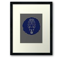 Falkreath Seal Framed Print