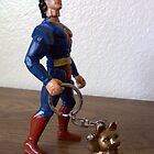 Superman & Lucky Cat... LMAO by ellc
