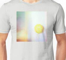 smiley balloon Unisex T-Shirt