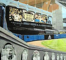 Yankee Stadium 1923-2008 by Christopher Ripley