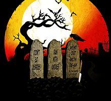 Graveyard Confession by dEMOnyo