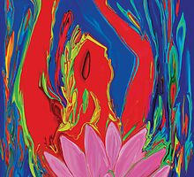 Lotus Love 2010 by Rabi Khan