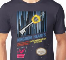 NES Kingdom Hearts Unisex T-Shirt