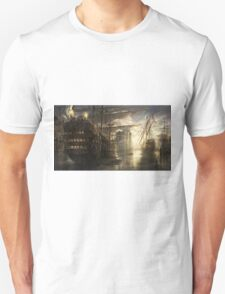 War of the ships T-Shirt