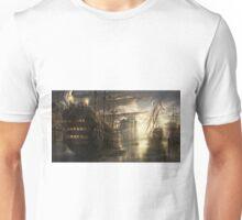War of the ships Unisex T-Shirt