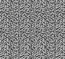 A Maze Pattern (2) by nametaken