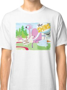 The Shins Monster View Classic T-Shirt
