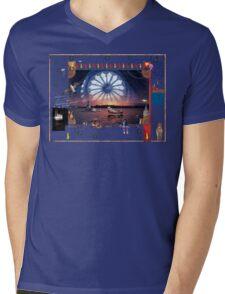 Traditional 04 Mens V-Neck T-Shirt