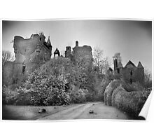 Castle Buchanan, Scotland Poster