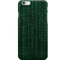 Matrix Style iPhone Case/Skin