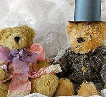 two teds  by Joyce Knorz