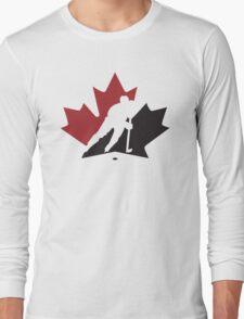 Canada Hockey Team Long Sleeve T-Shirt