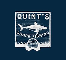 Quints Shark Fishing by Rebel Rebel