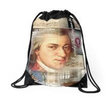 mozart Drawstring Bag