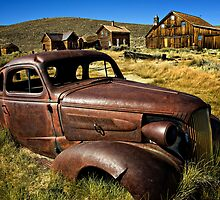 Wild West series..Bodie #3 by pat gamwell