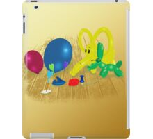 VOTE WISELY iPad Case/Skin