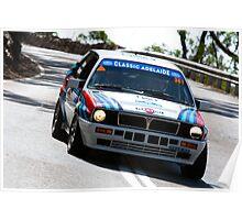 Lancia Poster