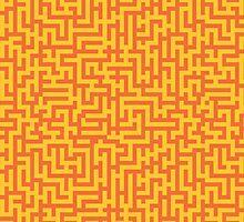 A Maze Pattern by nametaken