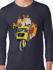 COLORS OF INDIA Long Sleeve T-Shirt