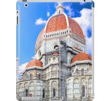 Santa Maria del Fiore cathedral in Florence iPad Case/Skin