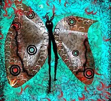 my butterfly by tulay cakir