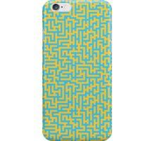 A Maze Pattern iPhone Case/Skin