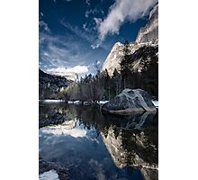 Mirror Mirror - Mirror Lake, Yosemite National Park Photographic Print